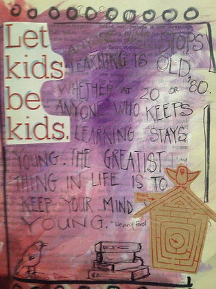 let kids be kids #49
