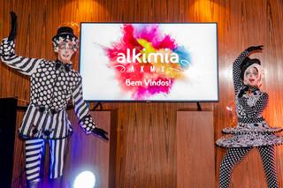 AKMX Alkimia: A festa que contagiou o time AKMX