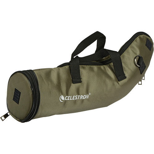 Celestron 100mm Spotting Scope Case for Regal M2, Regal, TrailSeeker or Ultima Scopes (Angled Viewing)