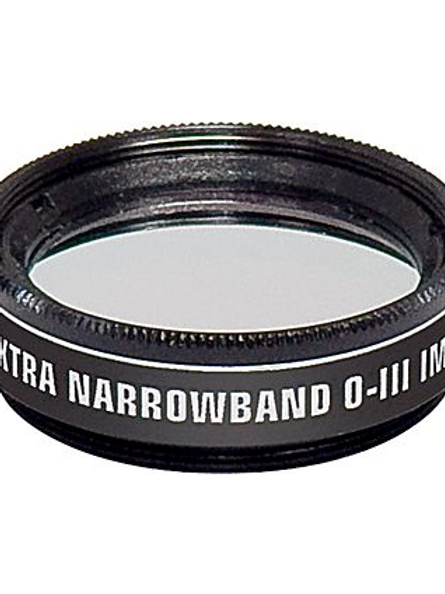 "1.25"" Orion Oxygen-III Extra-Narrowband Filter"