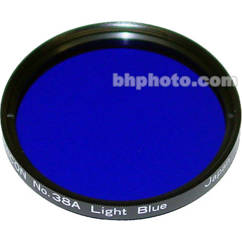 "Lumicon Dark Blue #38A 48mm Filter (Fits 2"" Eyepieces)"