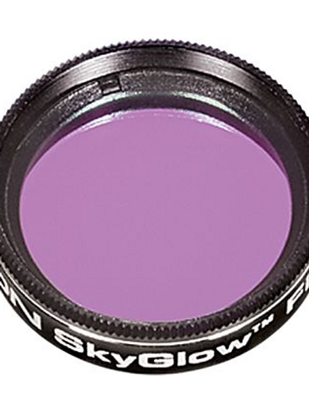 "1.25"" Orion SkyGlow Broadband Eyepiece Filter"