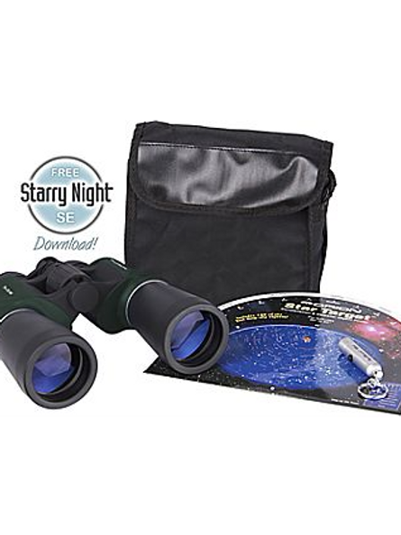 Orion 10x50 Binocular Stargazing Kit
