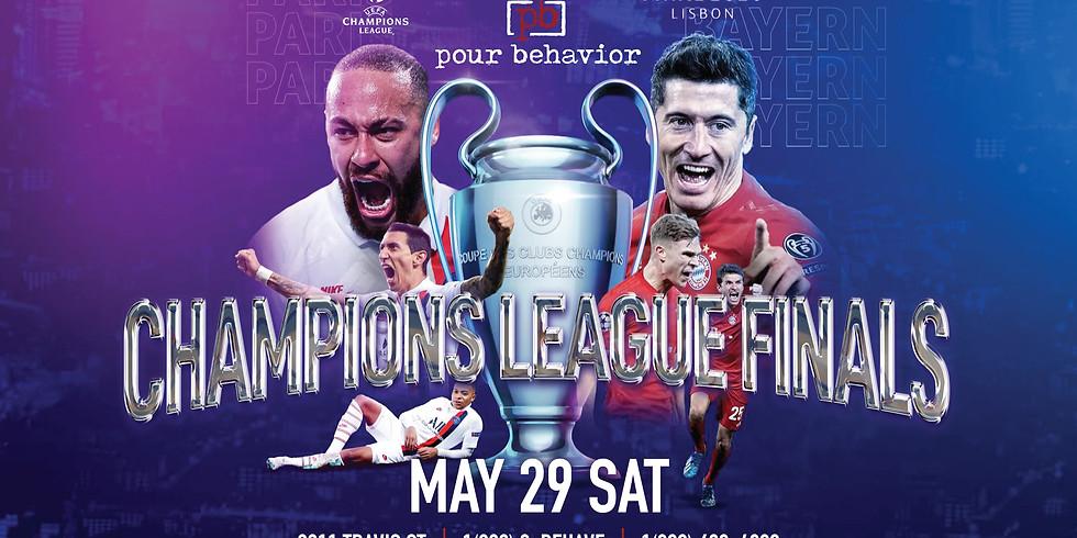 Champions League Finals Watch Party