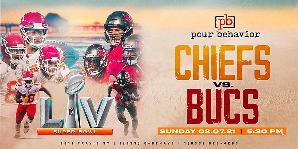 Super Bowl LIV at Pour Behavior