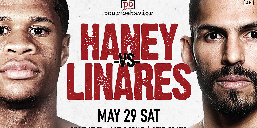 Haney Vs Linares Watch Party