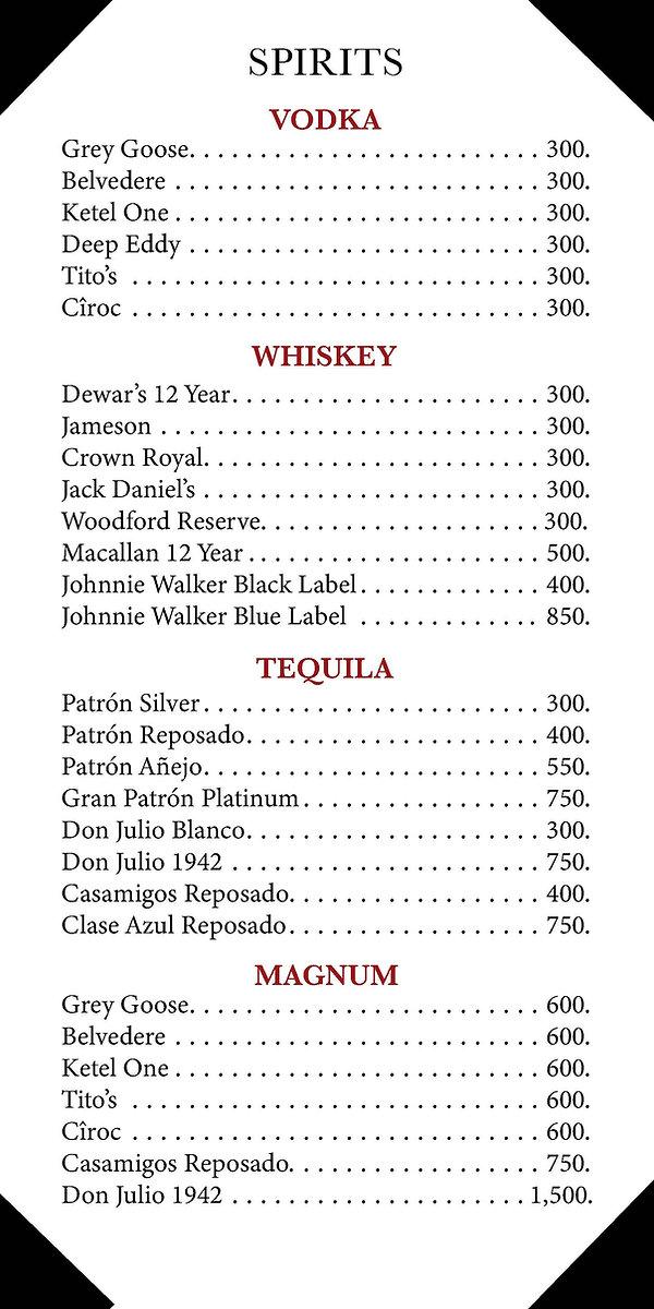 Pour Behavior Bottle Service - Spirits.j