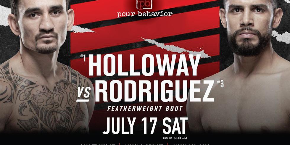 UFC Fight Night : Makhachev vs Moises Watch Party