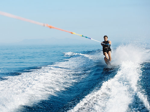Single Session Water Sports Package