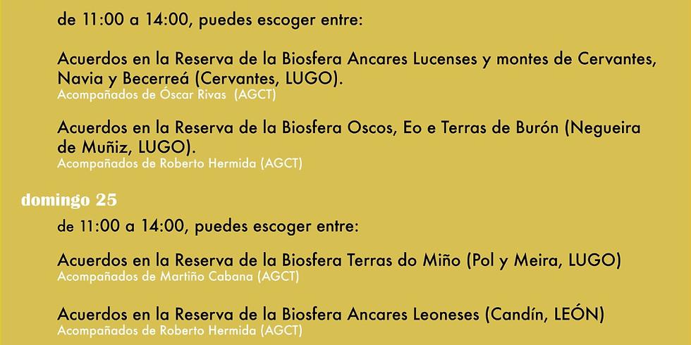 Acuerdos visitables de Reservas Vivas