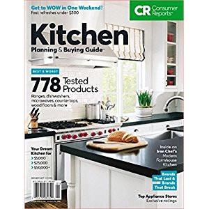 Consumer Reports 2017