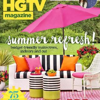 HGTV July/Aug 2017