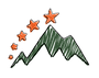 Ascent logo icon-Mtns and Stars.png