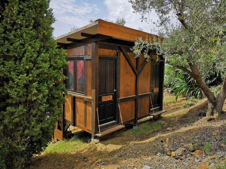 Salles de bains à Pura Natura