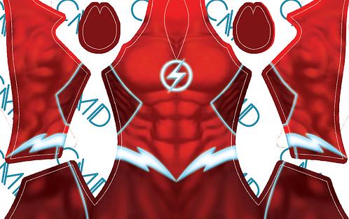 Wally West Flash Male