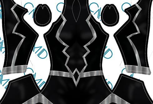 Black Bolt Female