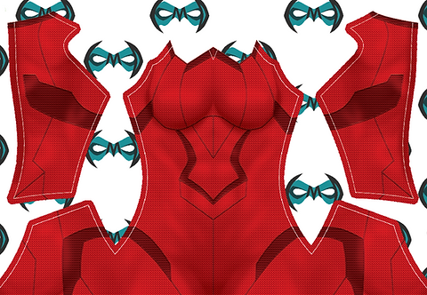 Titans Wondergirl