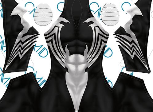 Symbiote Miles Morales V2