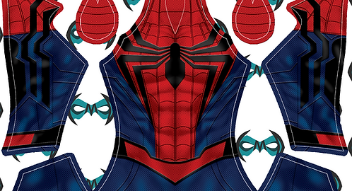 Homecoming Concept Spider-Man V2