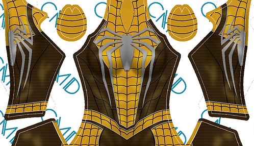 Hufflepuff Spider-Man (Female)