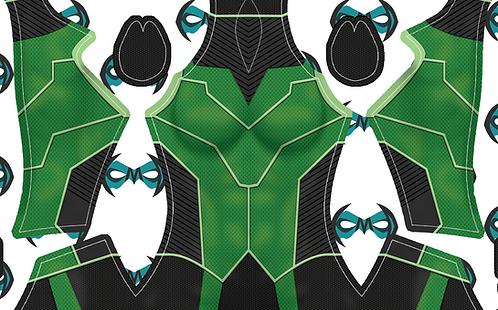 Rebirth Green Arrow (Female)