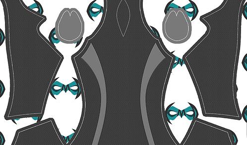 Custom Batman Undersuit