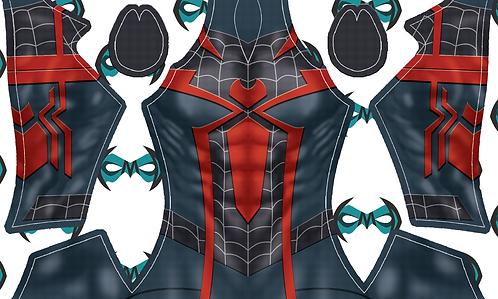 Custom Symbiote Spidersona