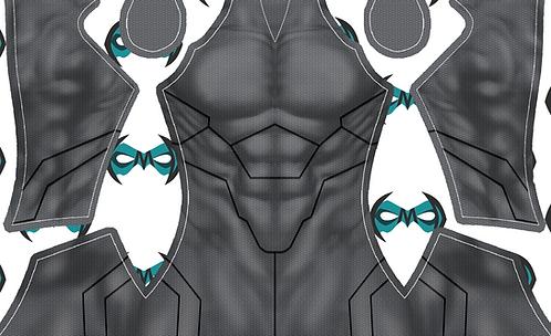 DCAU Batman Undersuit
