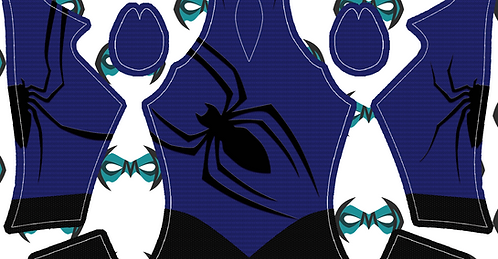 """""""Wolf Spider"""" Spidersona"""