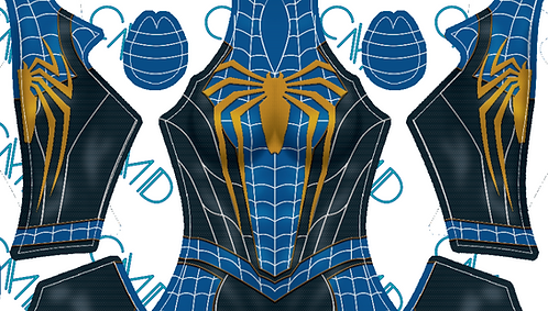 Ravenclaw Spider-Man (Female)