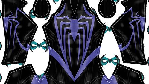 Night Stryke Spider-Man Custom