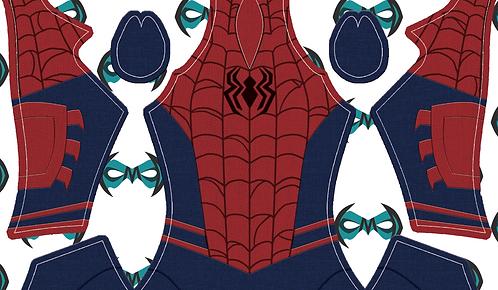 Custom Homemade Spider-Man