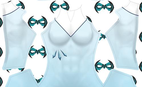 Elsa armour undersuit