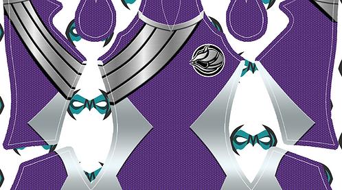 Purple Armadillo Wild Force Ranger