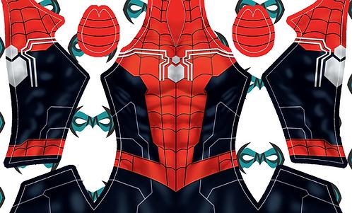 Fake Red Spider-Man