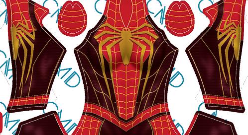 Gryffindor Spider-Man (Female)