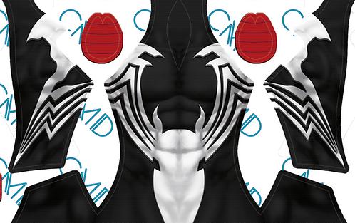 Symbiote Miles Morales V1