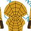 Thumbnail: Hufflepuff Spider-Man (Male)