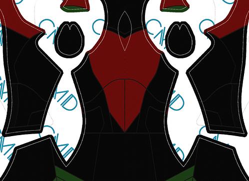 Rebirth Red Robin DCEU Undersuit