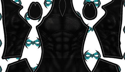 Nightwing Undersuit