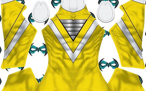 Yellow Fiveman Ranger