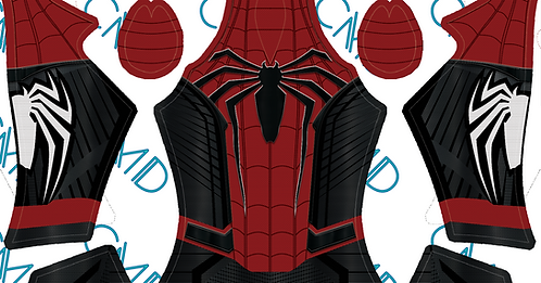 Far From Home Spider-Man (PS4 Symbols)