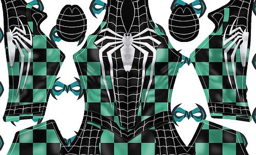 Tanjiro Spider-Man