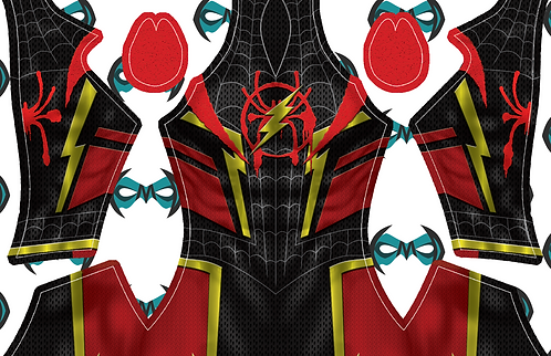 Miles Morales Spider-Flash
