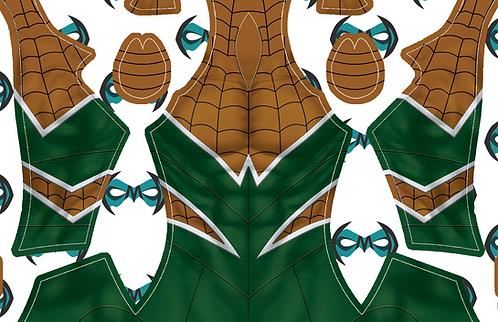 PS4 Spider-Punk (Irish colours)