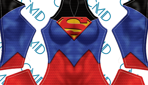90s Superboy (Female)