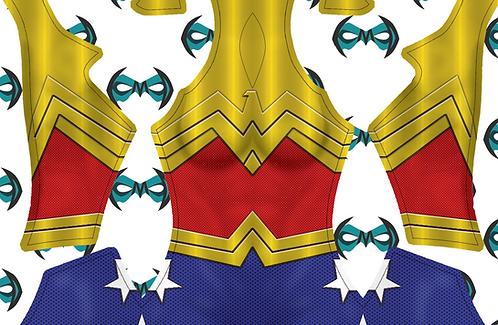 Custom Wonder Woman
