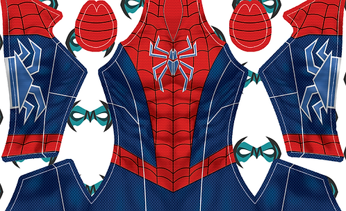 Custom Spider-Man