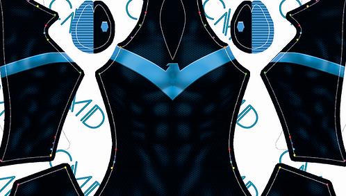 Nightwing Rebirth Male
