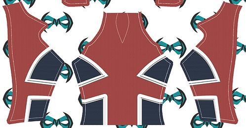 Captain Britain shirt